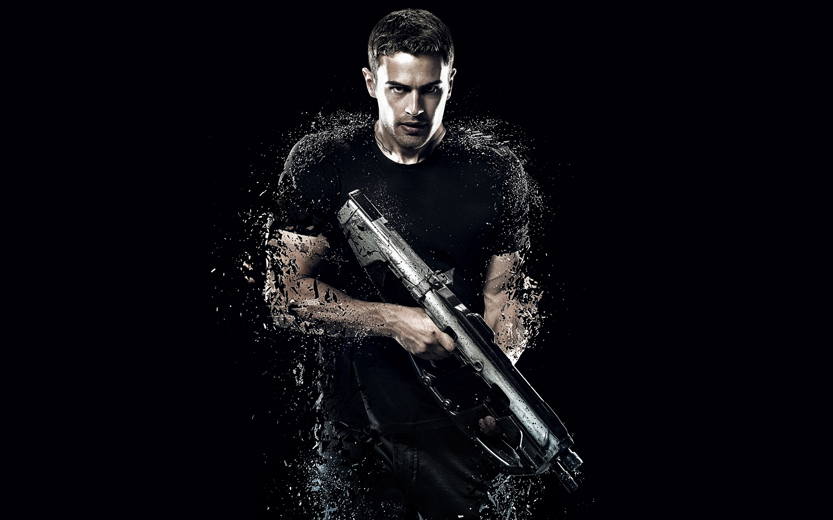 HD Wallpapers Theo James Four Insurgent