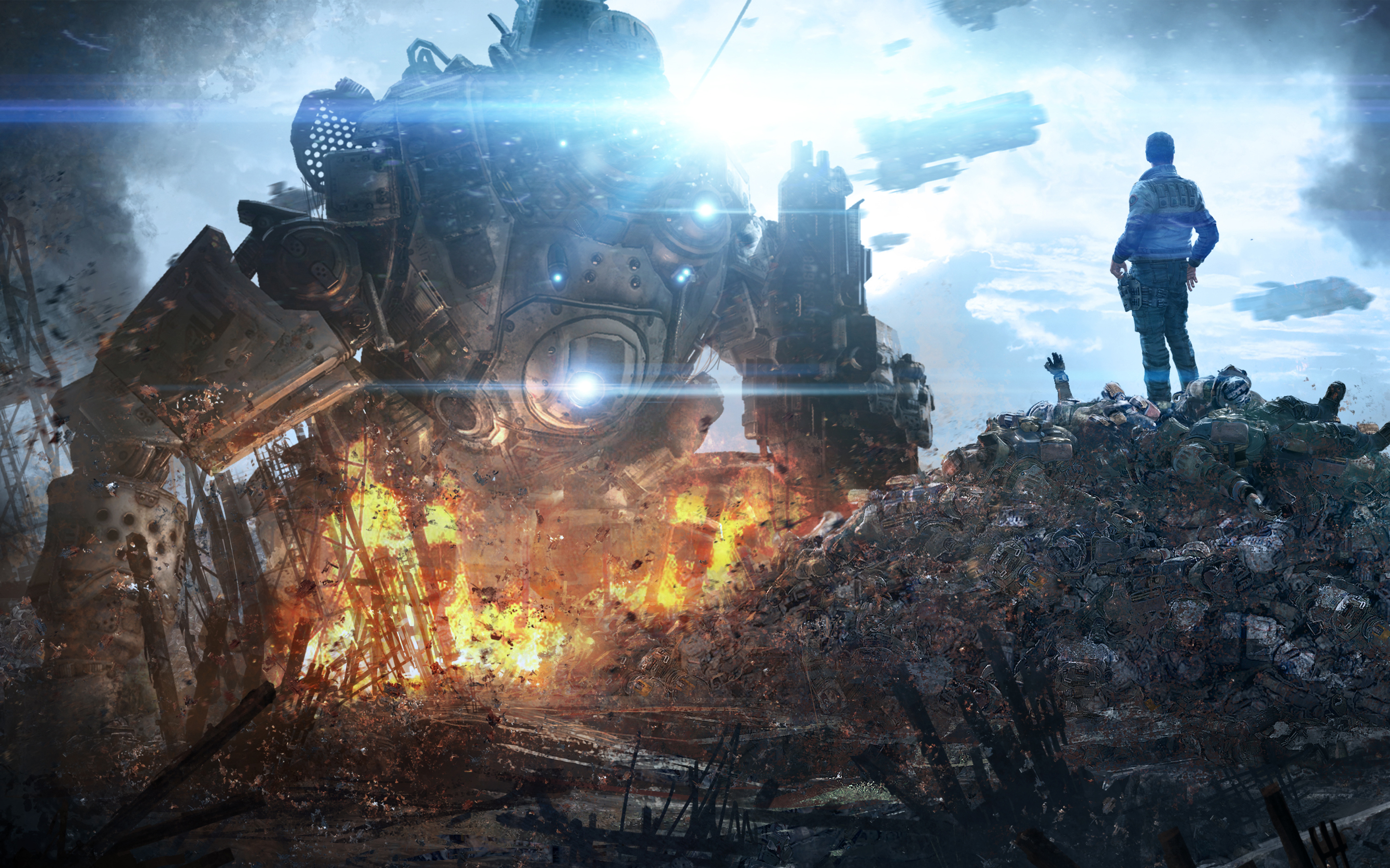 HD Wallpapers Titanfall Game 2014