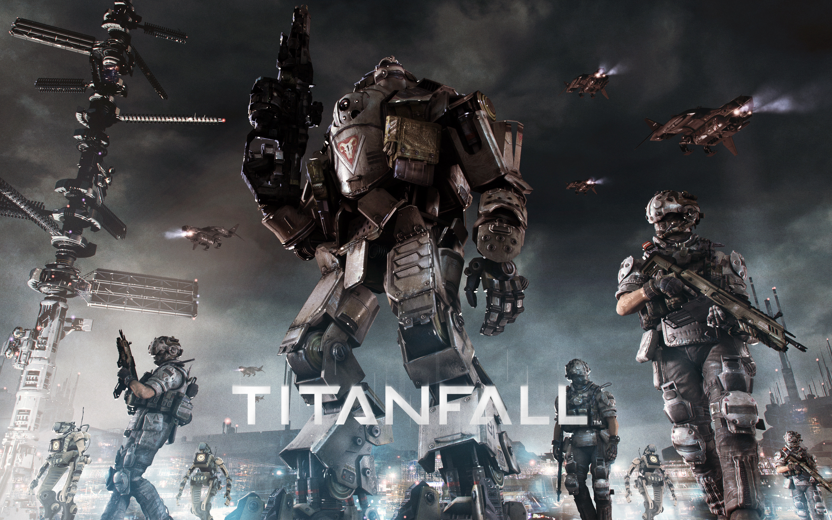 HD Wallpapers Titanfall Game