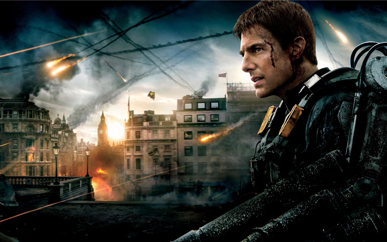 HD Wallpapers Tom Cruise in Edge of Tomorrow