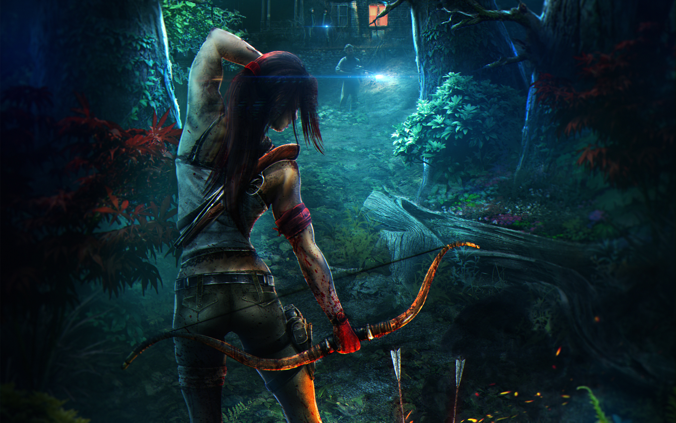 HD Wallpapers Tomb Raider Quest