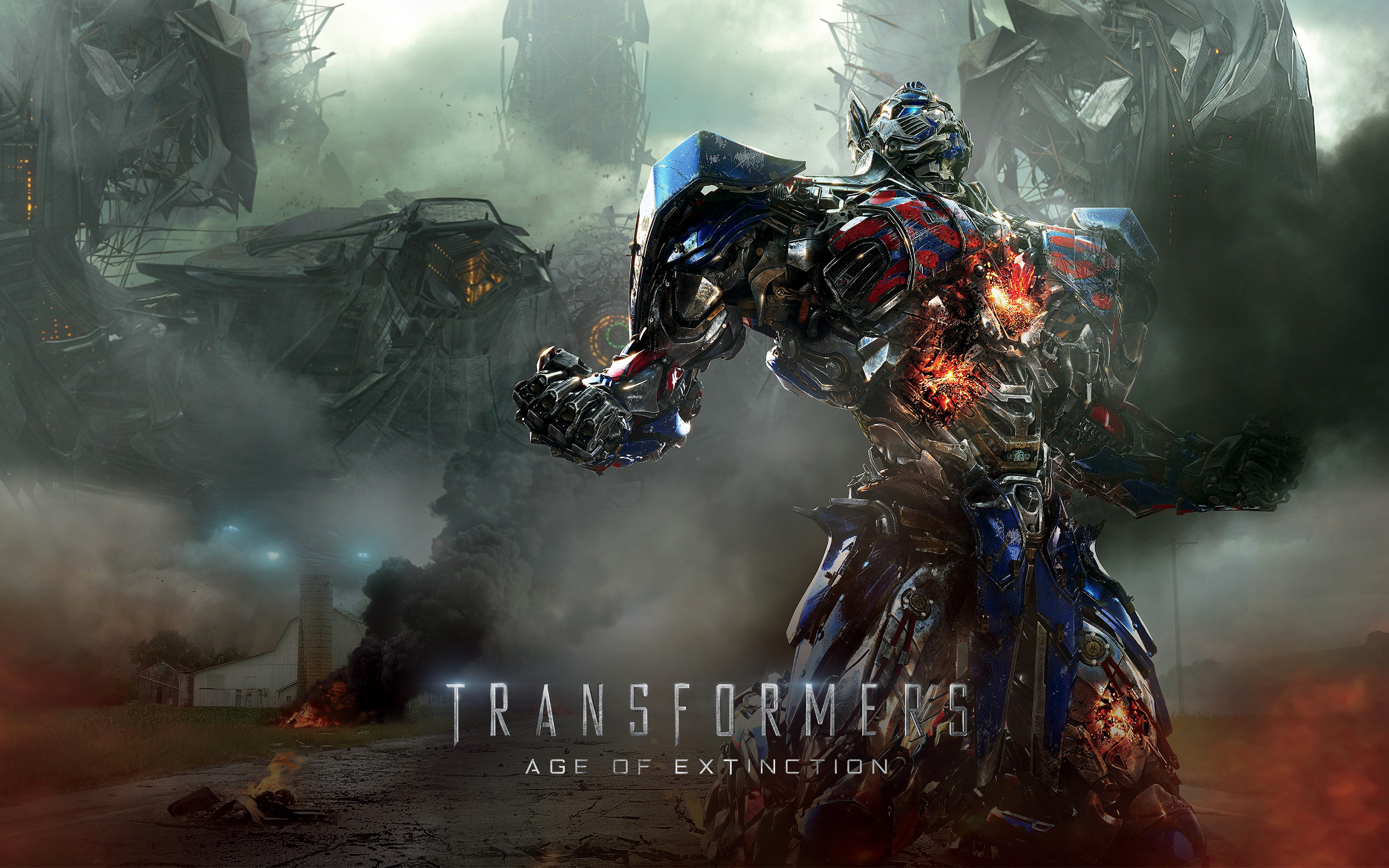 HD Wallpapers Transformers 4 Age of Extinction 2014