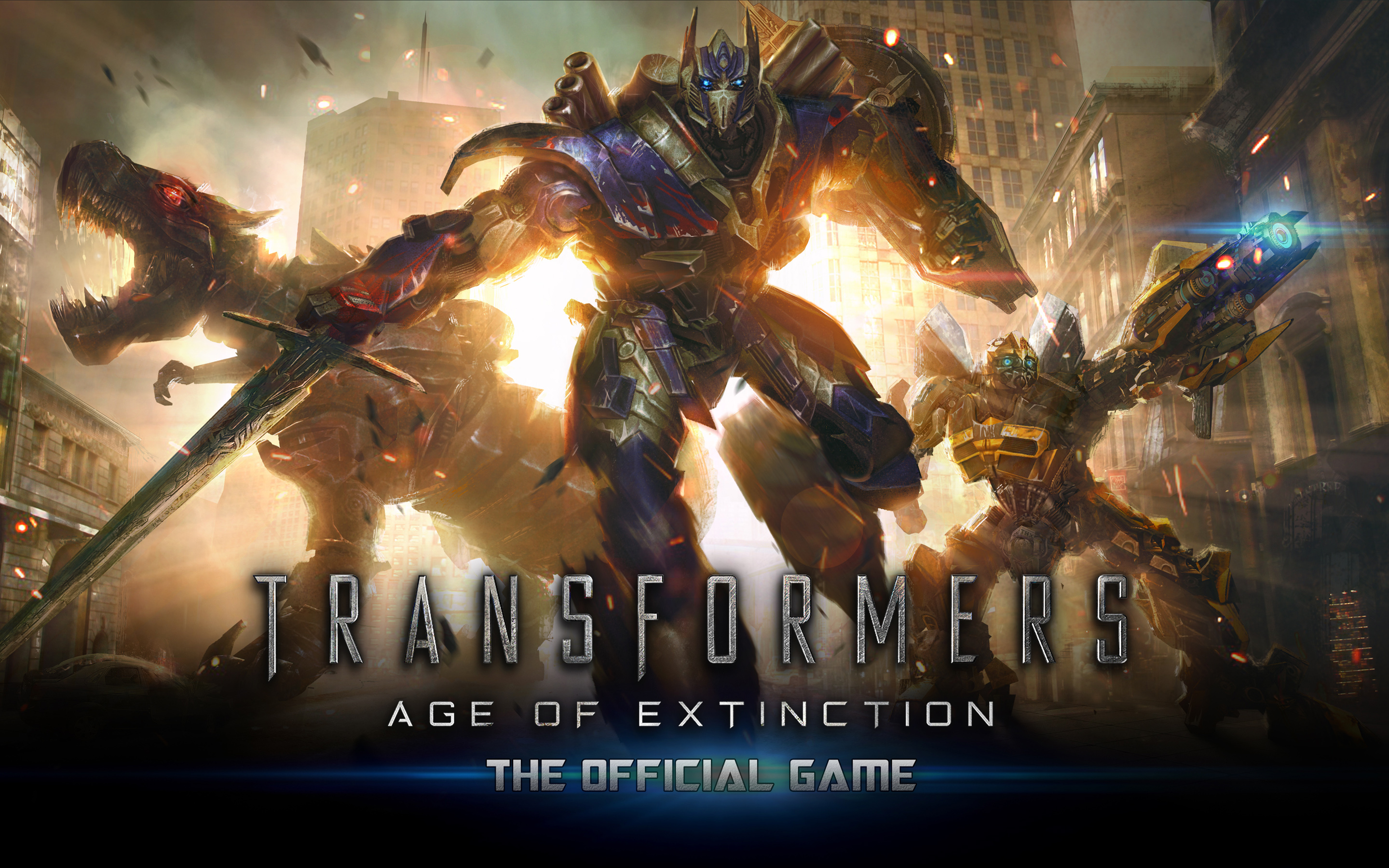 HD Wallpapers Transformers Age of Extinction Game