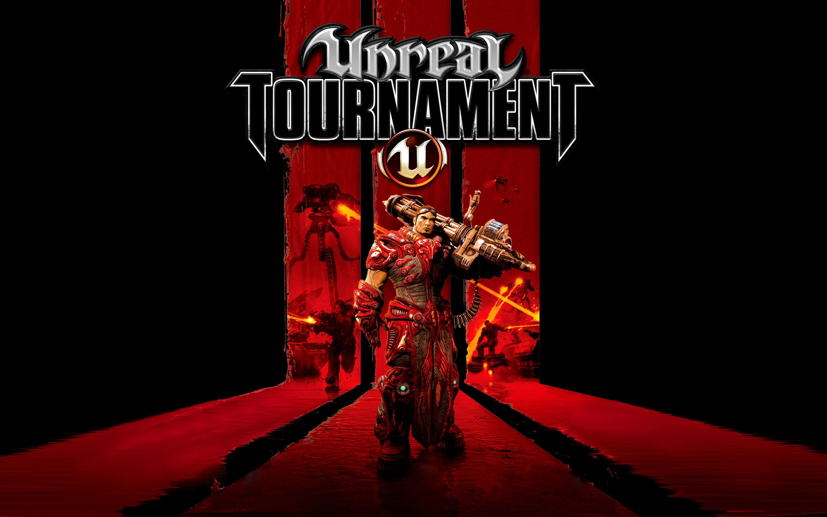 HD Wallpapers Unreal Tournament 3