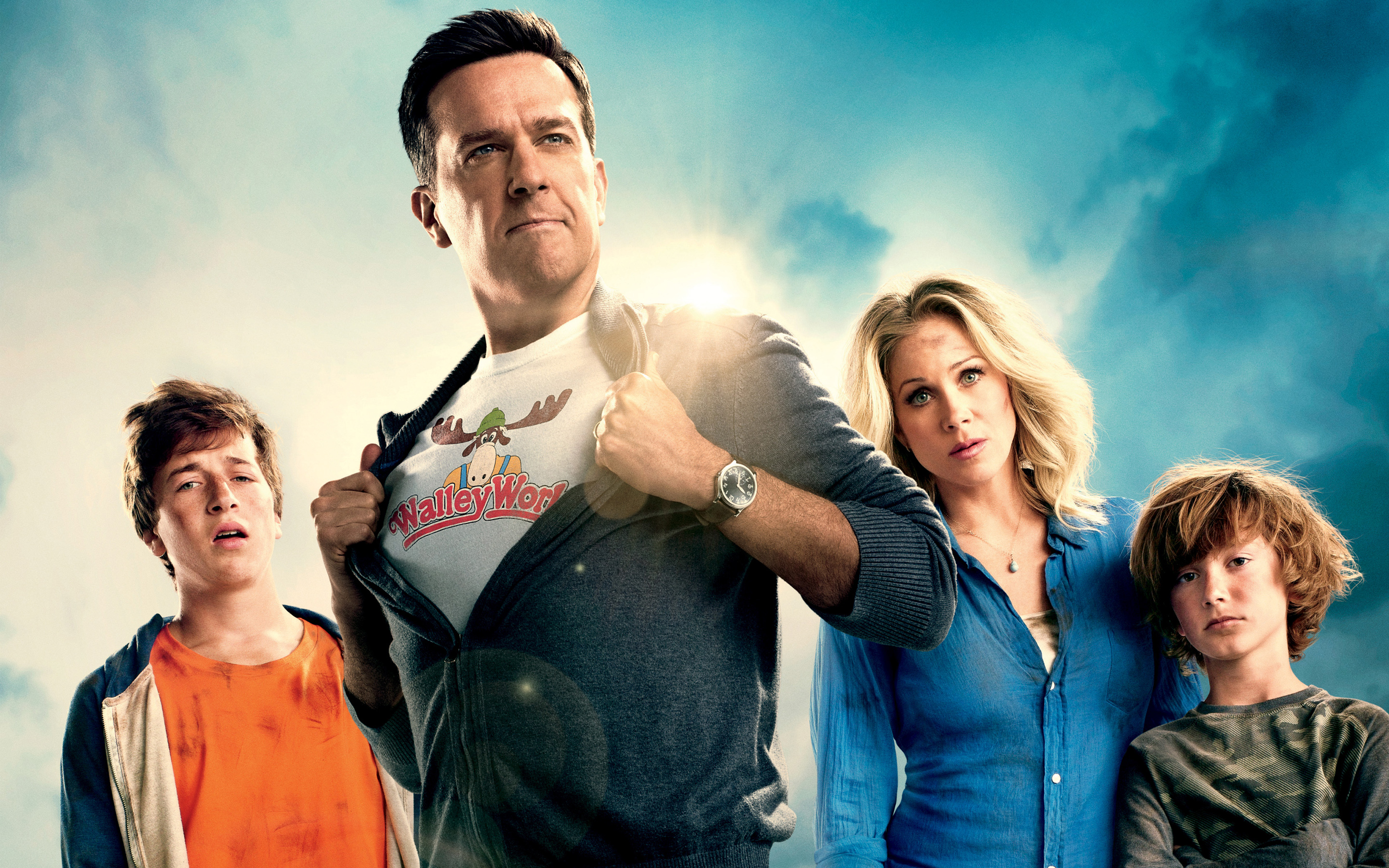 HD Wallpapers Vacation 2015 Movie