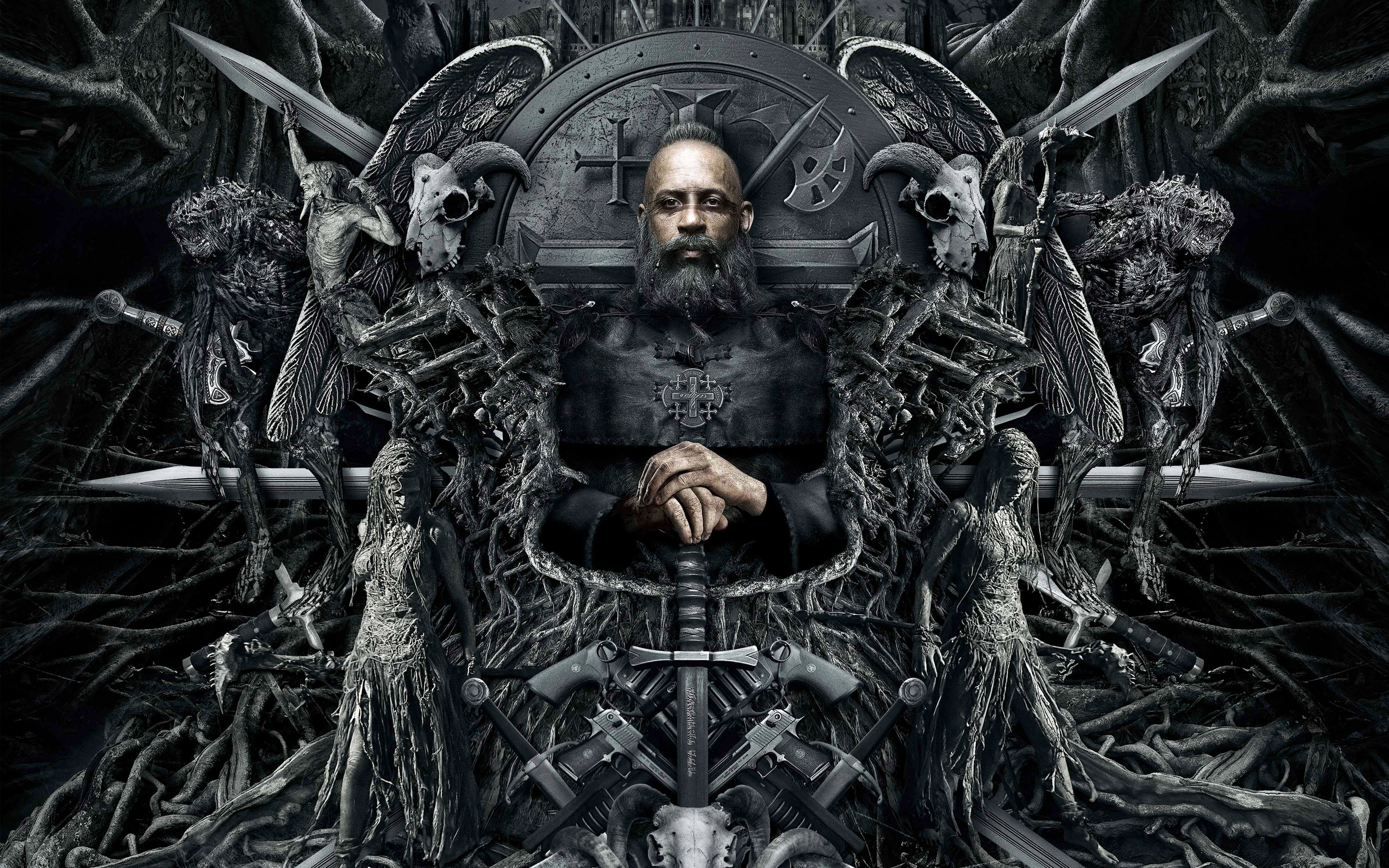 HD Wallpapers Vin Diesel The Last Witch Hunter
