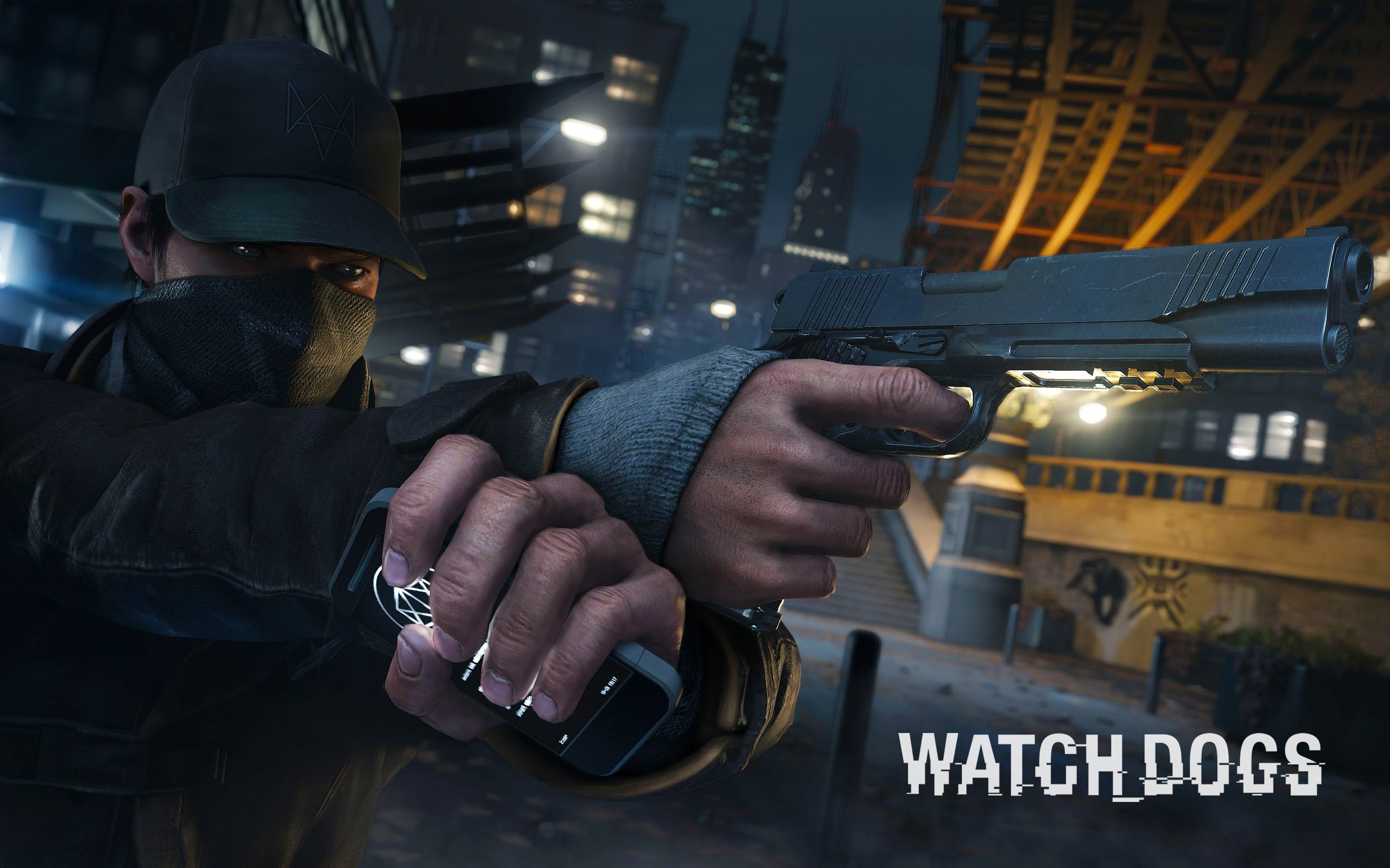 HD Wallpapers Watch Dogs 2014 Game
