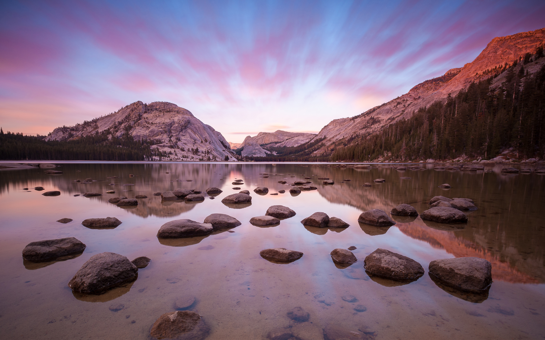 HD Wallpapers Yosemite Reflections