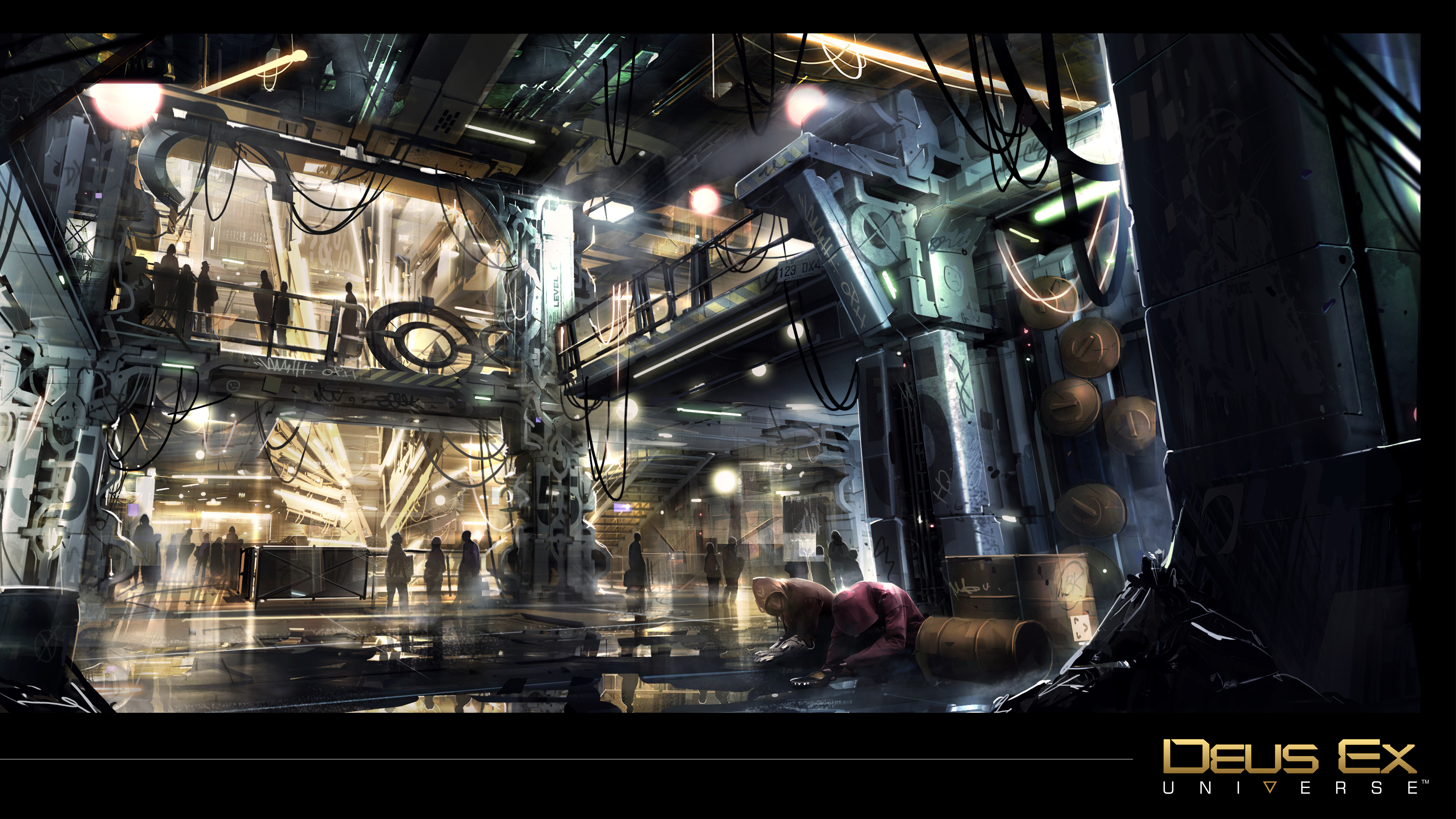 HD Wallpapers Deus Ex Mankind Divided