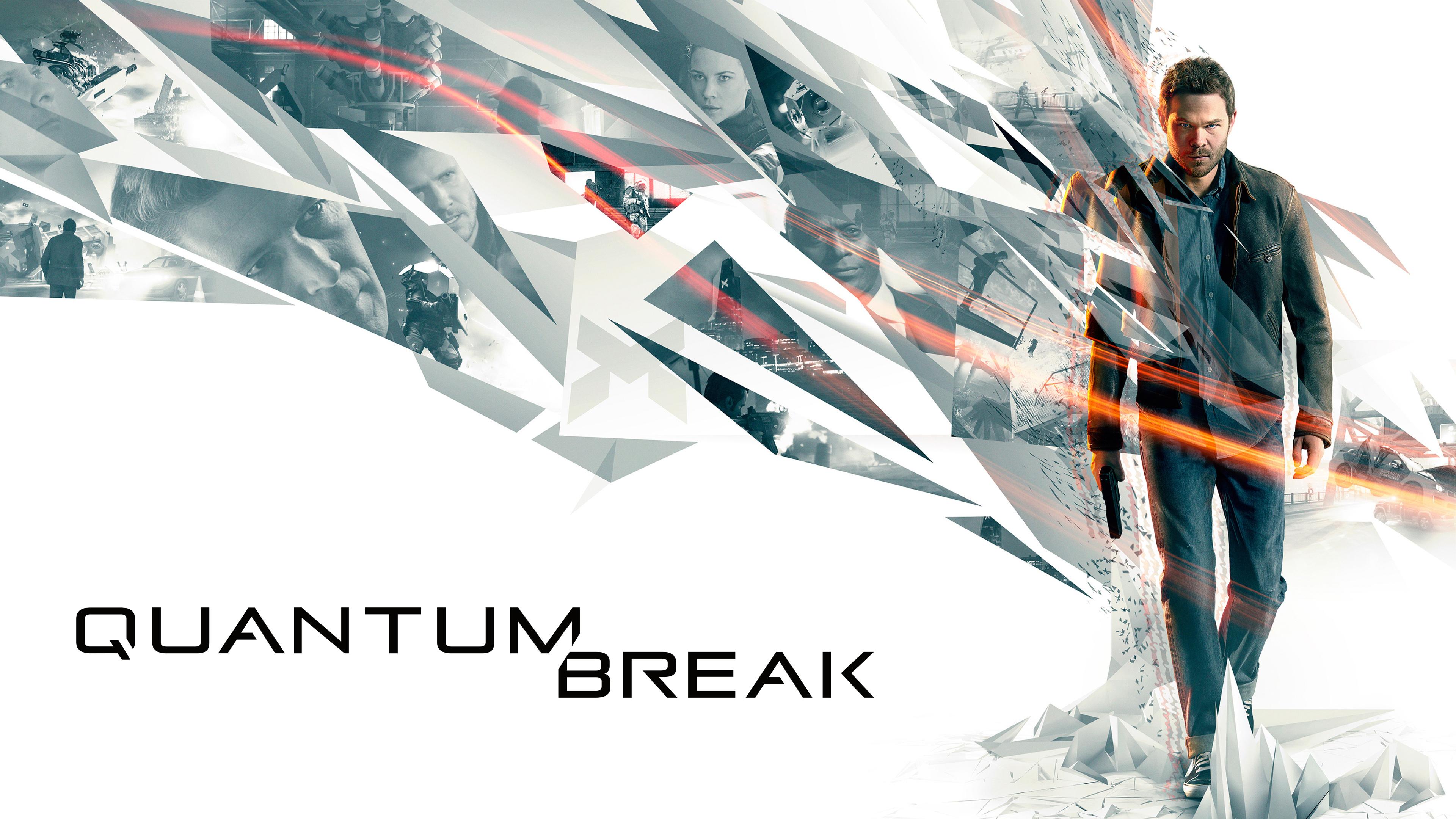 HD Wallpapers Quantum Break 2016 Game