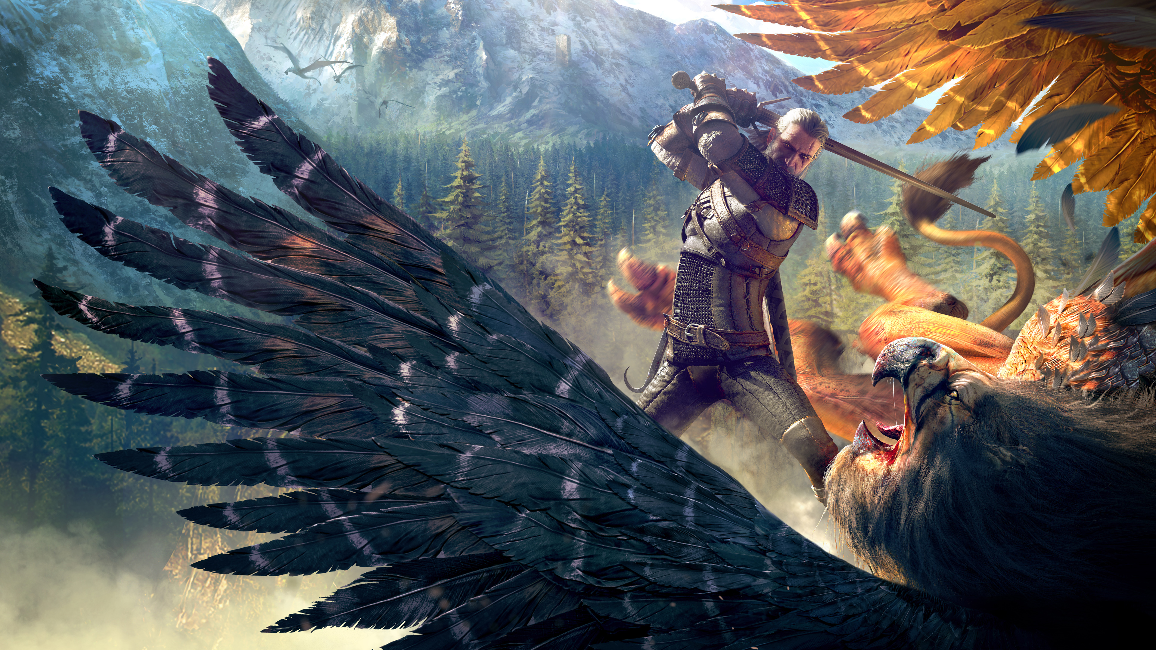 HD Wallpapers The Witcher 3 Wild Hunt Gameplay