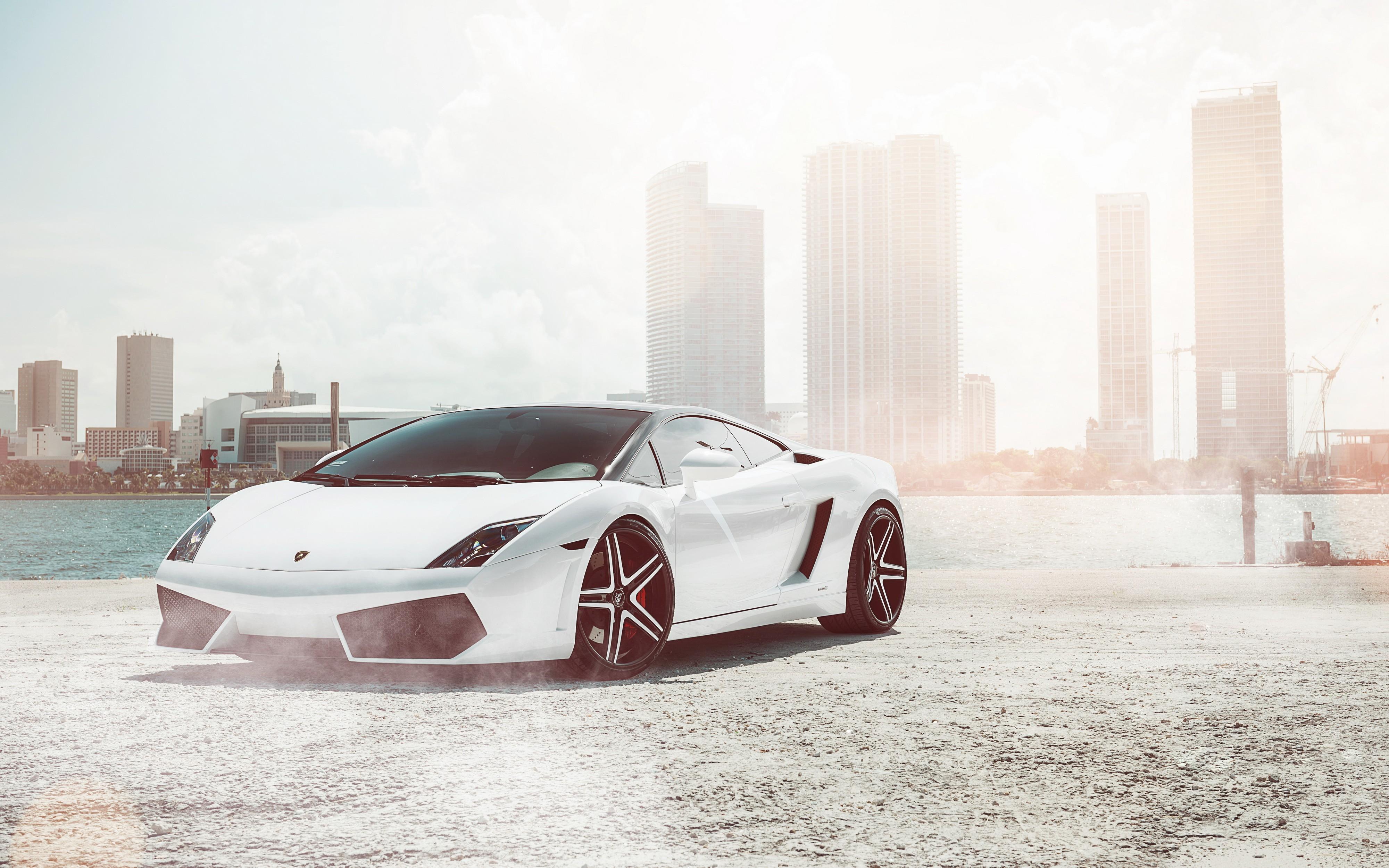 HD Wallpapers Lamborghini Gallardo Supercar